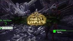 Monster Hunter World: Elder's Recess - How to get Gastodon Carapace & Gastodon Horn
