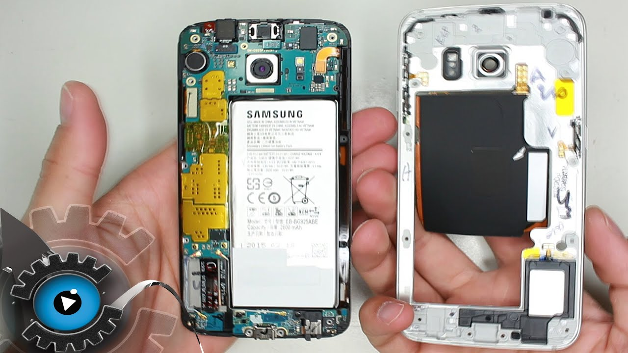Samsung S10 Akku Wechseln