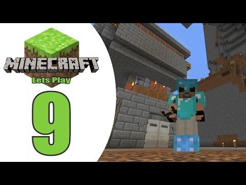 Jamestev Plays Minecraft - Episode 009: Planting The Iron Seeds