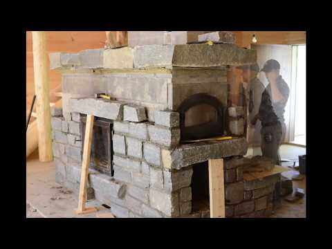 Thumbnail: The Survival heater by Empire Masonry Heaters