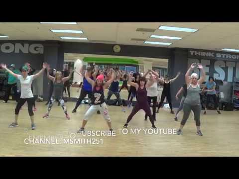 survivor-/-i-will-survive-glee-cast-mash-up---zumba-fitness-choreography