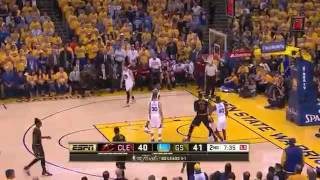 Kyrie Irving 41points vs Warriors (13/05/2016)