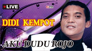 Video Aku Dudu Rojo - Didi Kempot download MP3, 3GP, MP4, WEBM, AVI, FLV Agustus 2018