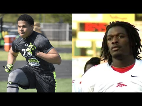 How does 2018 five-star Xavier Thomas stack up against Jadeveon Clowney?