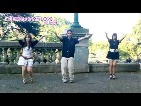 【パラパラ】 POWER OF MY LOVE / YO SHINE