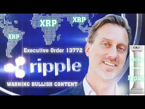 #XRP $10 by end of 2019. Executive Order 13772 US Treasury Craig Phillips BIG BG123 XRP THE STANDARD
