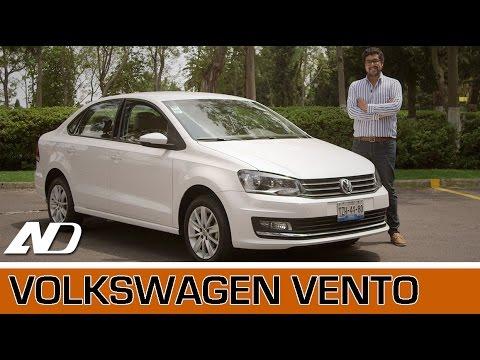 Volkswagen Vento - Todo para ser el favorito de México