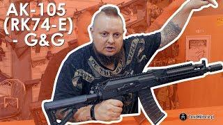 AK-105 (RK74-E) G&G - TANIEMILITARIA.PL