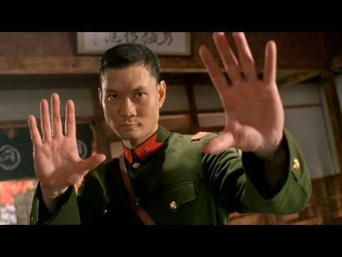 Jet li VS Japanese General