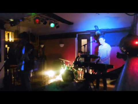POLAR BEACH - A gig in 4m11s. (Live At The Crown And Treaty, Uxbridge 23/1/15)
