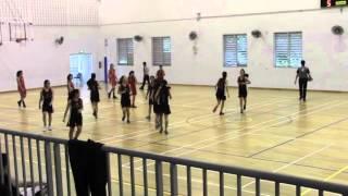 Friendly Match B girls vs Jurong Sec Q1