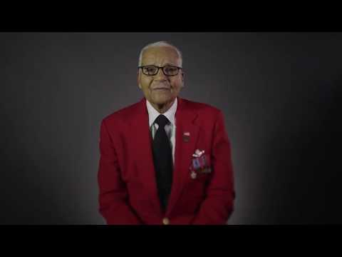 Brigadier General Charles McGee (Tuskegee Airman) Promotion Tribute