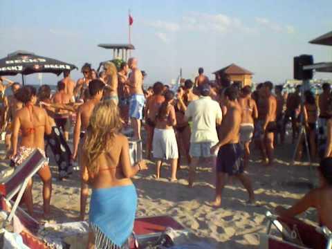 Festa in spiaggia sottomarina parte 1 youtube - Bagno punta canna sottomarina ...