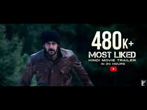 24 Hours  All Records Smashed   Tiger Zinda Hai Trailer   Salman Khan   Katrina Kaif   YouTube