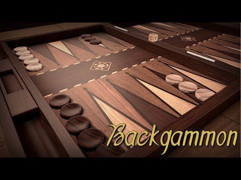 Backgammon, 2019 edition 1