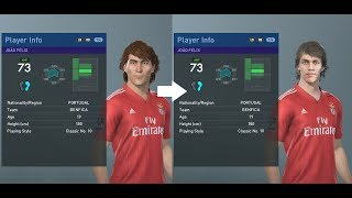 PES 2019 facepack part 5 - Portugal Liga NOS real faces added (PC)