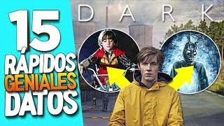 15 CURIOSIDADES que NO SABÍAS de DARK (SERIE NETFLIX)