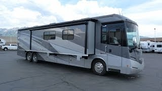 2014 Winnebago Journey 42E Walk-around by Motor Sportsland
