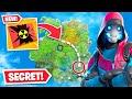 *NEW* Secret Vault Key FOUND in Fortnite!