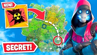 *NEW* Secret Vault Key FOUND in Fortnite!