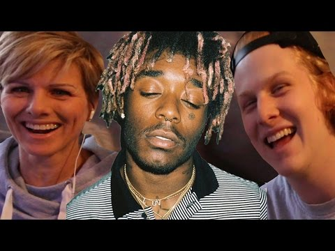 Mom reacts to Lil Uzi Vert - XO TOUR Llif3...