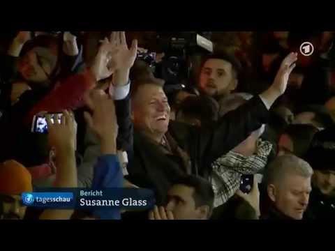 Siebenbürger Sachse Klaus Johannis gewinnt Präsidentschaftswahl in Rumänien