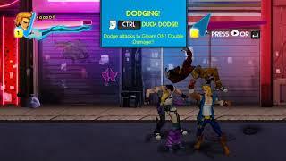 Double Dragon Neon Gameplay Pc