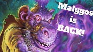 Malygos Rogue is Back! Kobold Illusionist Combo! [Hearthstone Game of the Day]
