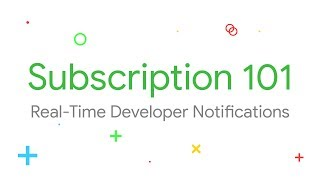 Manage real-time developer notifications