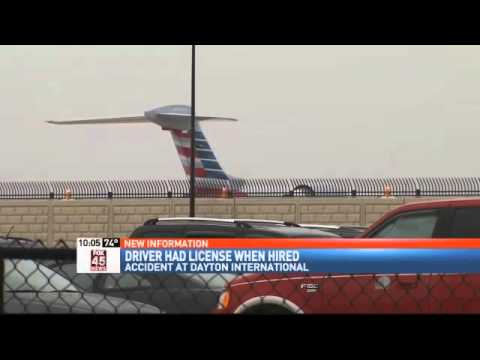 Man Who Crashed Into Jet At Dayton Airport Had License When