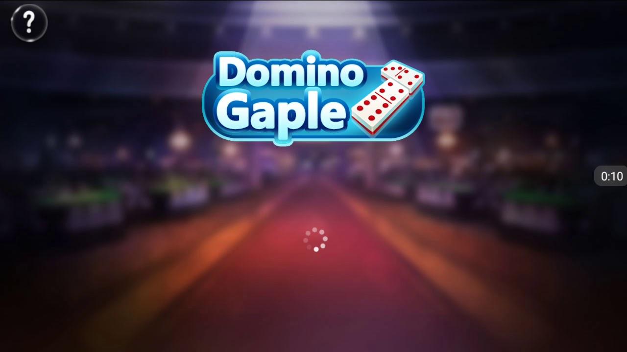 Cara Bermain Game Domino Gaple Online Youtube