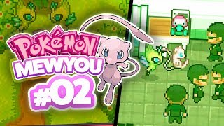 SECRETS OF THE MEWTWO PROJECT!! - Pokémon MewYou (Part 2)