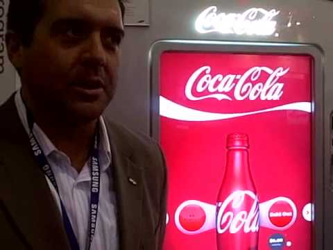 Samsung's Russel Young on Olympics pilot with Coca-Cola