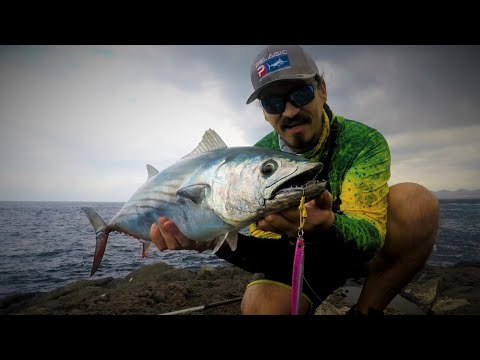 Fishing Lanzarote - Outside The Comfort Zone  (english Subtitle)