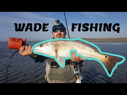 Catching Redfish and a Big Trout | Laguna Madre Wade Fishing