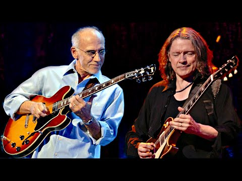 Larry Carlton & Robben Ford - Live In Switzerland 2007 || HD