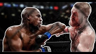 HOW FLOYD MAYWEATHER WILL BEAT CONOR MCGREGOR IN MMA!