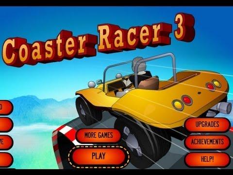 Coaster Racer 3 Level1-16 Walkthrough - YouTube