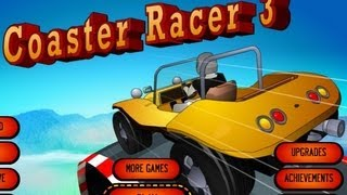 Coaster Racer 3 Level1-16 Walkthrough