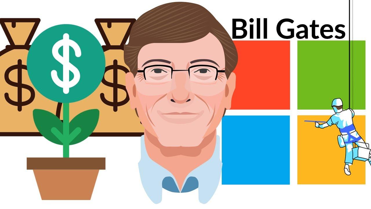 Bill Gates   ANALIZA ŻYCIA
