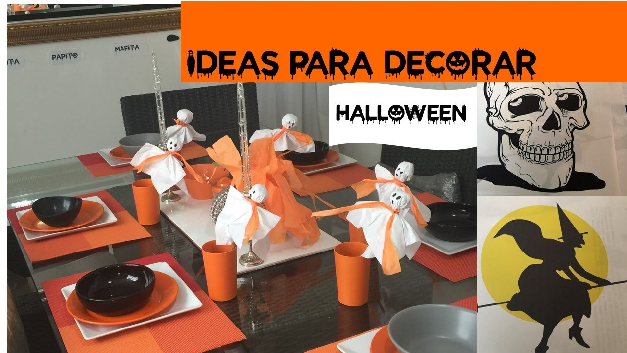 Ideas Para Decorar Halloween Ideas Para Decorar En Halloween Lita Pinto