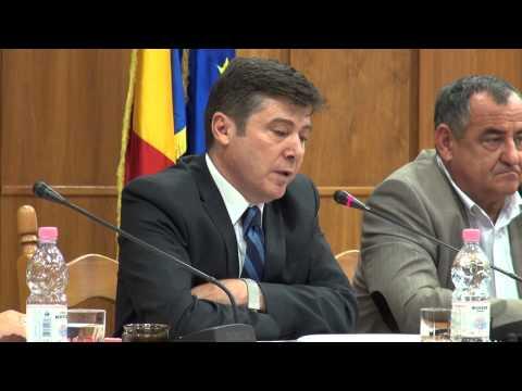 Presedintele CJ Arges, Florin Tecau, vorbeste despre pagubele provocate de inundatii