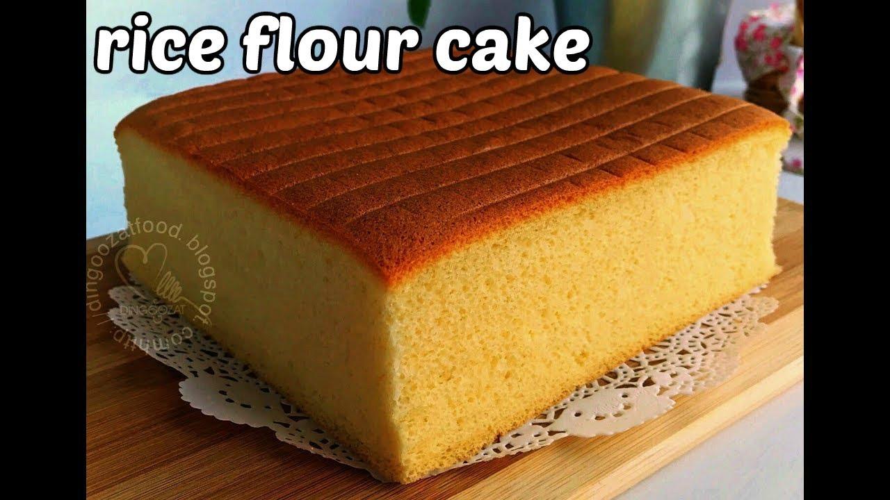 rice flour cake   rice flour cake new video   simple cake ...