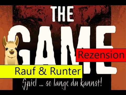 The Game Anleitung