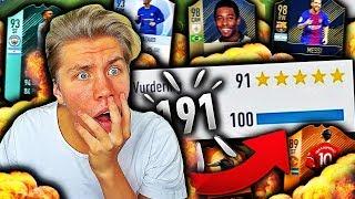NORGES FØRSTE 191 DRAFT PÅ FIFA 18!! 🏆🔥 MITT BESTE DRAFT NOENSINNE?!