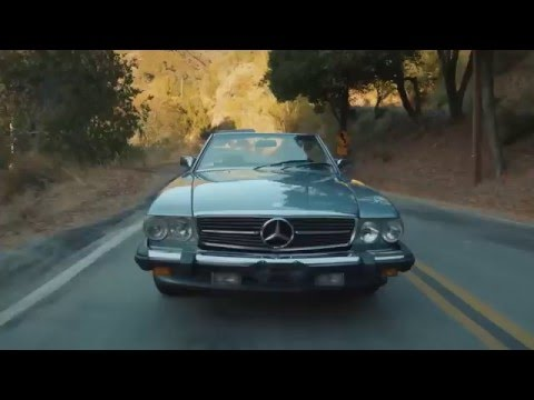 Wheeler Dealers: Mercedes 560L - Stupid Grin