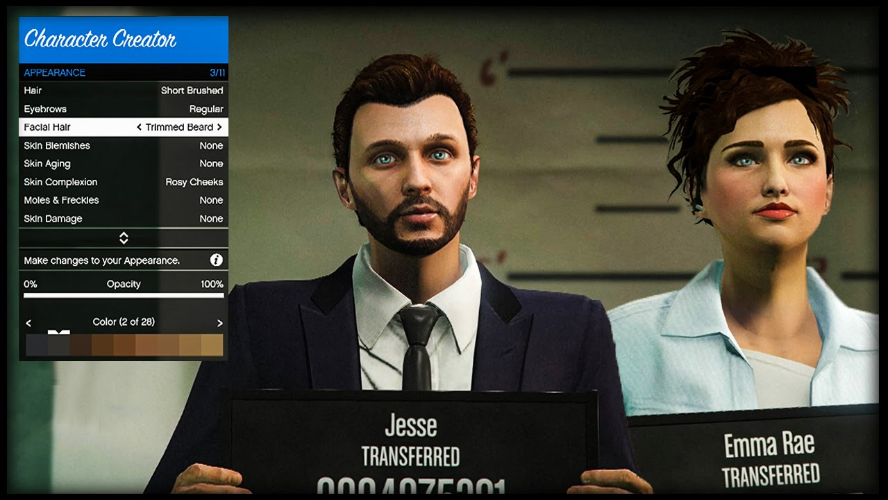 Gta Online Modify Character Wiring Diagrams Chickenwingdiagrampng How To Change Your S Appearance In 5 Youtube Rh Com