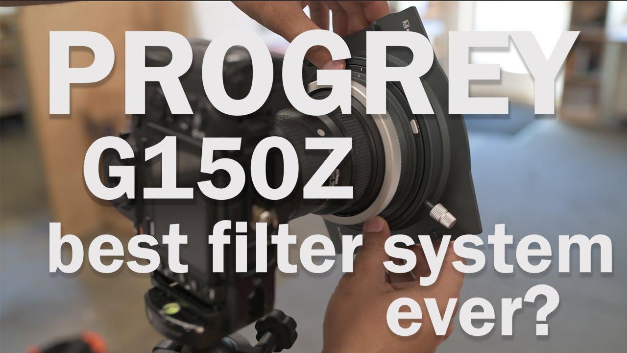 Progrey Cpl82-82mm Z Series Threaded Adaptor for G-150Z Filter Holder