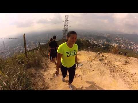 GOPRO HERO 3 SILVER HIKING UP EL CERRO DE LAS TRES CRUCES | CALI, COLOMBIA