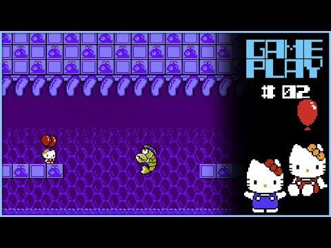 Hello Kitty World | ハロー キティ ワールド - Famicom - game play 009 - Part 2